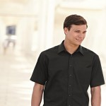 CAMASA_MANECA_SCURTA_BARBAT_65-116-0-Short-Sleeve-Poplin-Shirt