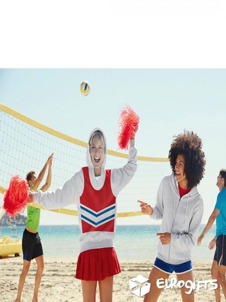HANORAC_DAMA_62-132-0-Unique-Hoodie-Jacket-with-Cheerleader-design